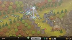 Screenshot for PixelJunk Monsters - click to enlarge