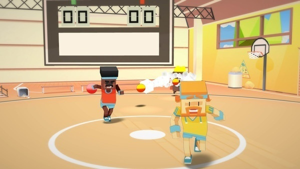 Screenshot for Stikbold! A Dodgeball Adventure on PlayStation 4