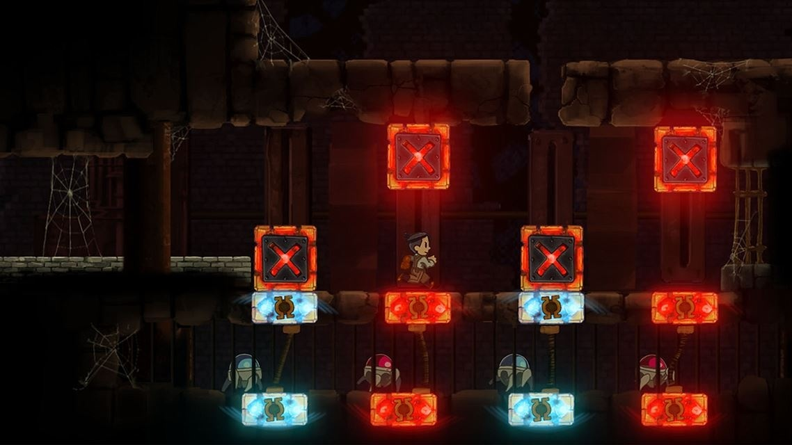 Screenshot for Teslagrad on Nintendo Switch