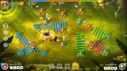 Screenshot for Mushroom Wars 2 - click to enlarge