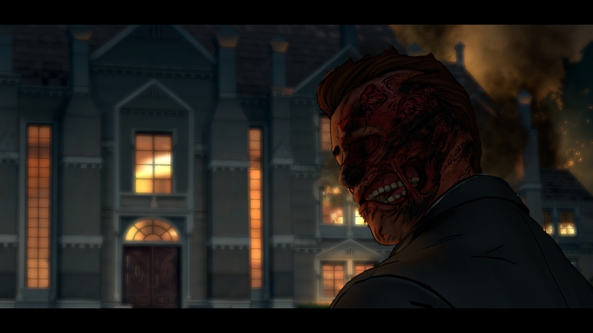 Screenshot for Batman: The Telltale Series - Episode 4: Guardian of Gotham on PC