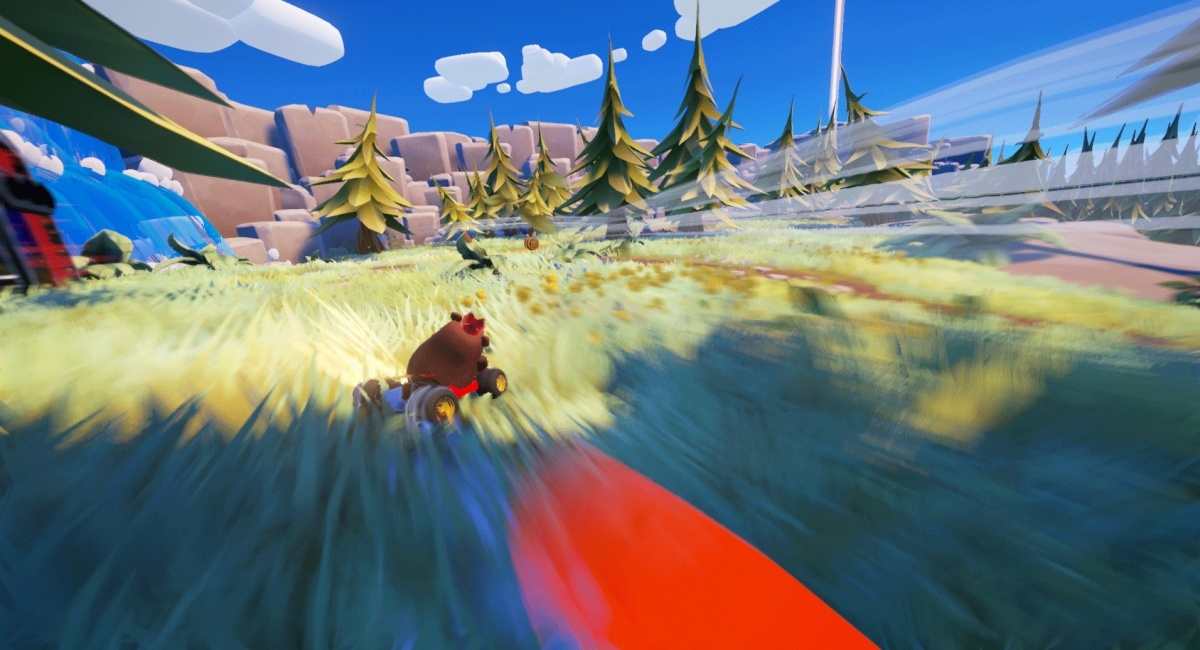 Screenshot for Bears Can't Drift!? on PlayStation 4