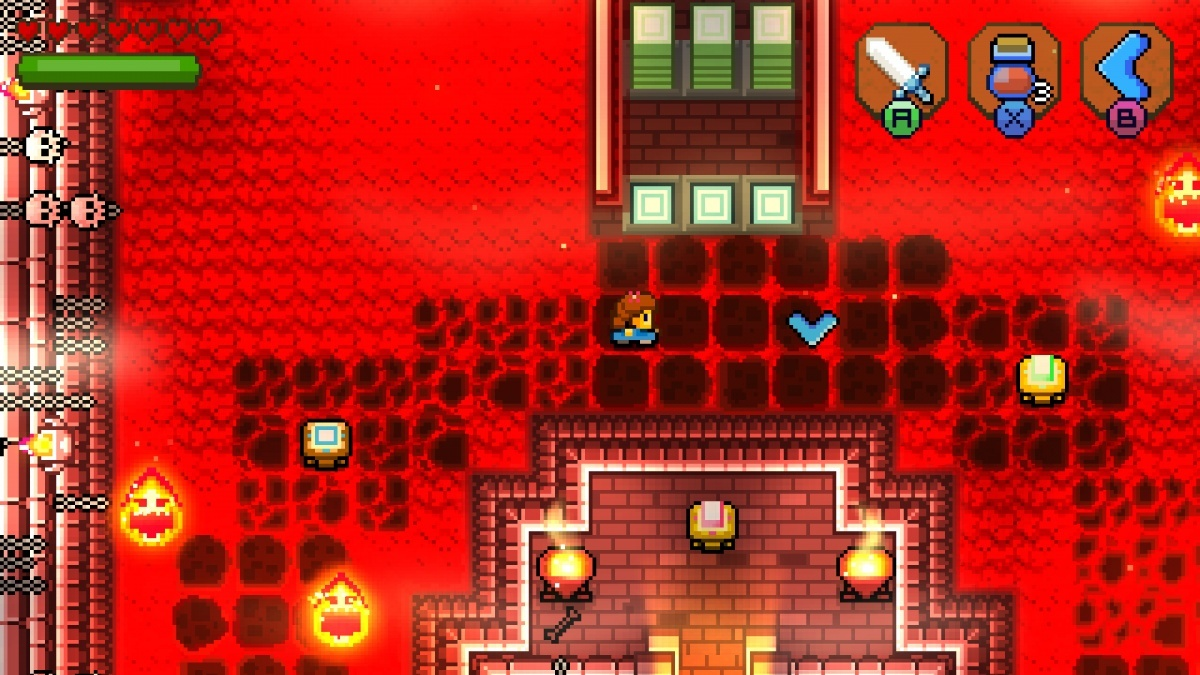 Screenshot for Blossom Tales: The Sleeping King on PC