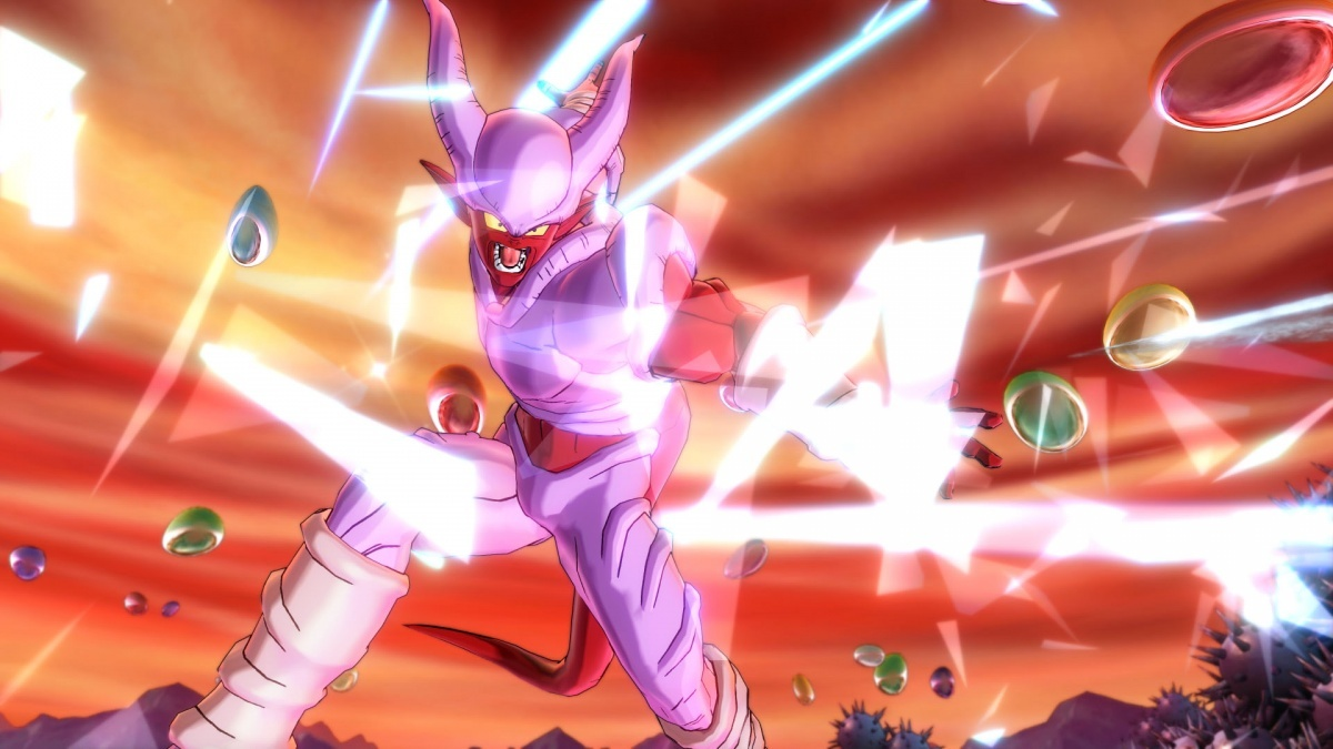 Screenshot for Dragon Ball: Xenoverse 2 on Nintendo Switch