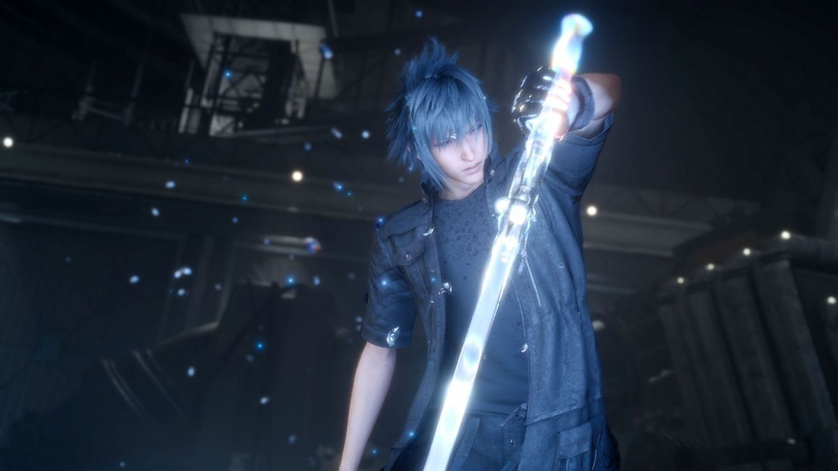 Screenshot for Final Fantasy XV on Xbox One