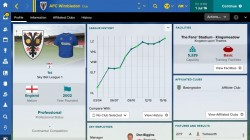 Screenshot for Football Manager Touch 2017 - click to enlarge
