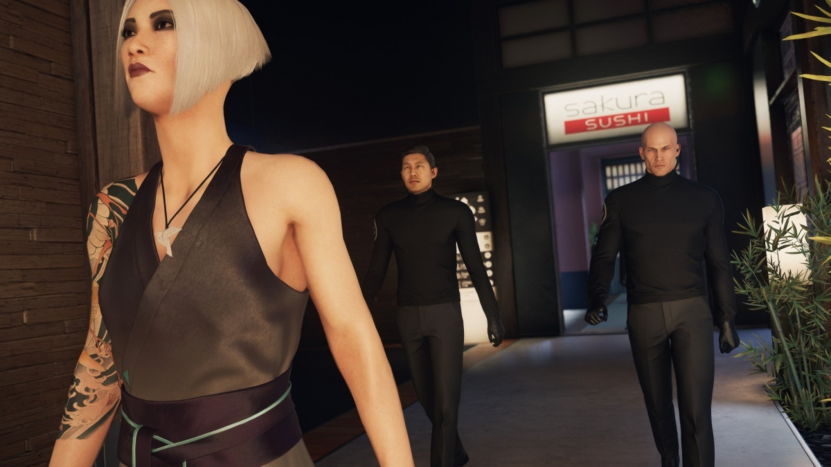 Screenshot for Hitman: Episode 6 - Hokkaido on PC