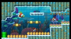 Screenshot for Super Mario Maker for Nintendo 3DS - click to enlarge