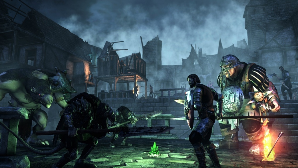 Screenshot for Mordheim: City of the Damned on PlayStation 4