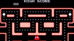 Screenshot for Ms. Pac-Man - click to enlarge
