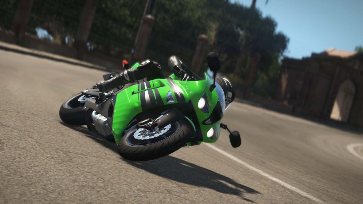 Screenshot for Ride 2 on PlayStation 4