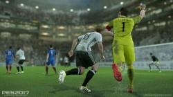 Screenshot for Pro Evolution Soccer 2017 - click to enlarge