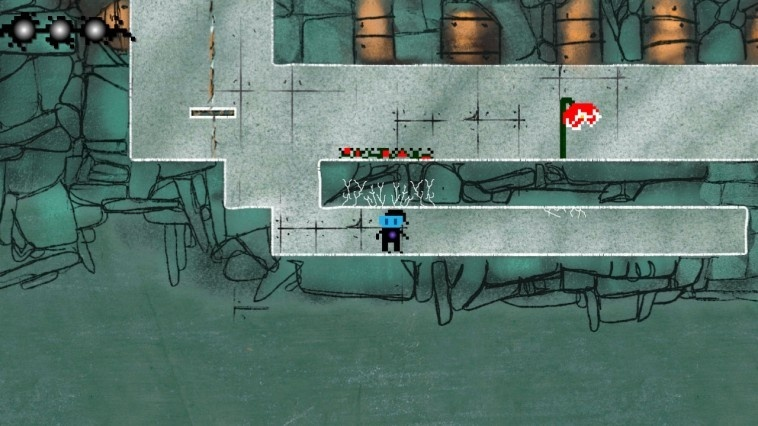 Screenshot for 3Souls: Episode I – Nelesa on Wii U