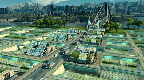 Screenshot for Anno 2205 on PC