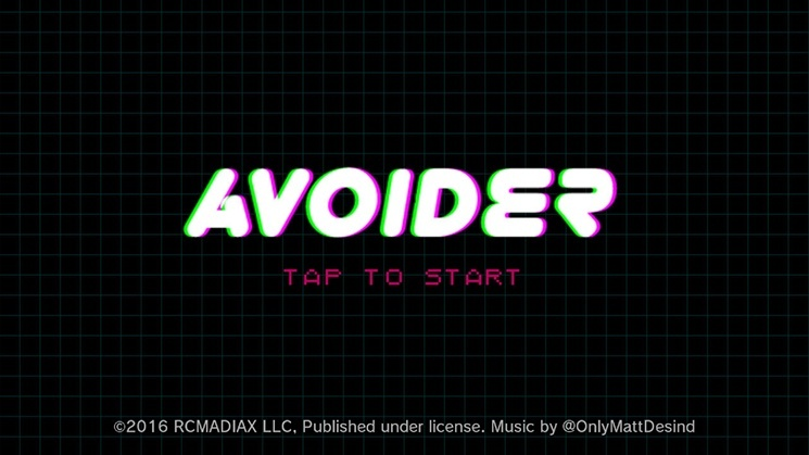 Screenshot for Avoider on Wii U
