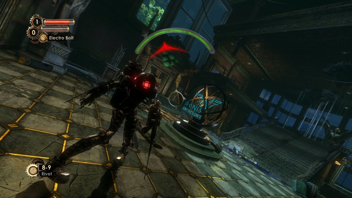 Screenshot for BioShock: The Collection on PlayStation 4