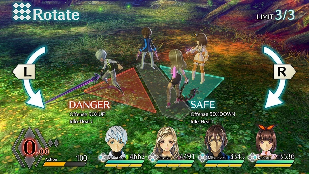 Screenshot for Exist Archive: The Other Side of the Sky  on PlayStation 4