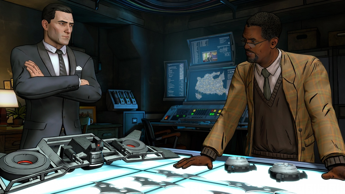 Screenshot for Batman: The Telltale Series - Episode 3: New World Order on PlayStation 4