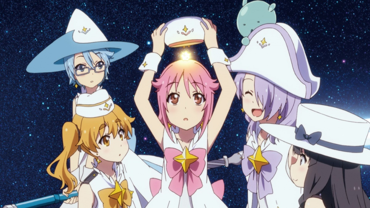 Image for Anime Review | Wish Upon the Pleiades Complete Season 1 Collection (Lights, Camera, Action!)