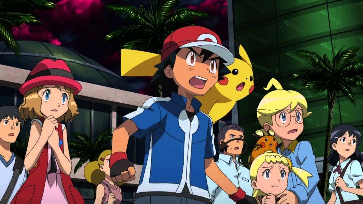 Image for Anime Review | Pokémon the Movie: Hoopa and the Clash of Ages (Lights, Camera, Action!)