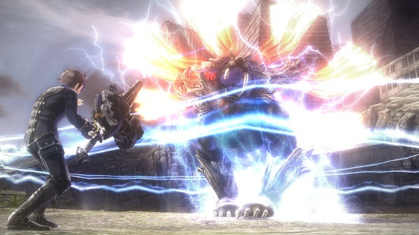 Screenshot for God Eater 2: Rage Burst on PC