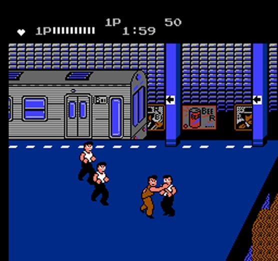 Screenshot for Renegade on NES