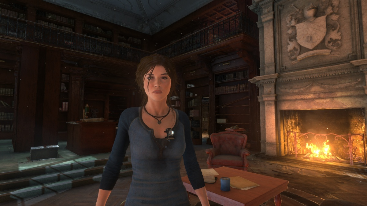 Screenshot for Rise of the Tomb Raider: 20 Year Celebration on PlayStation 4
