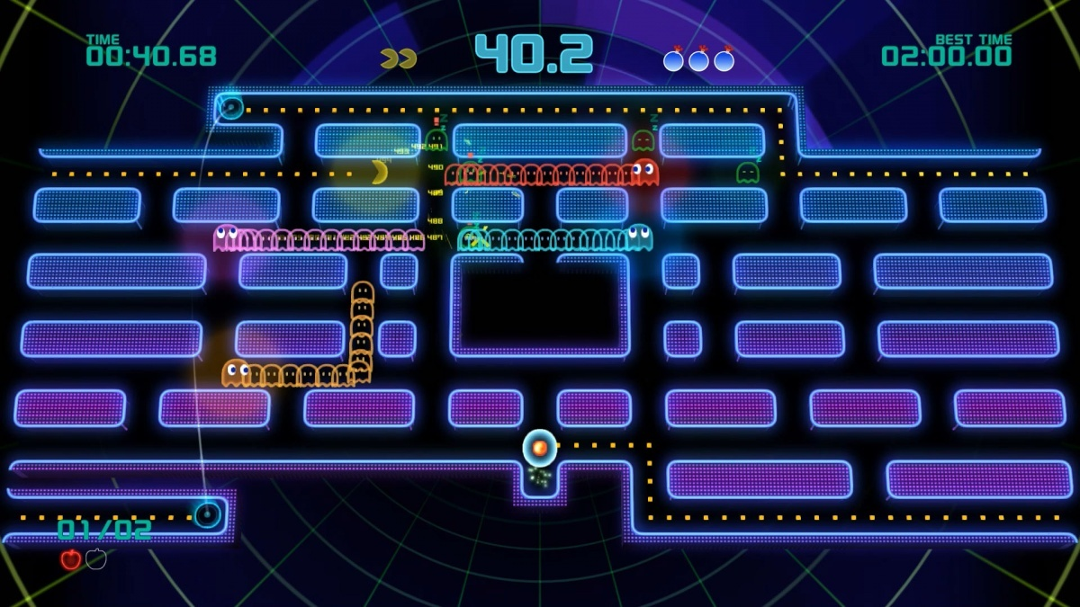 Screenshot for Pac-Man Championship Edition 2 on Xbox One
