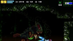 Screenshot for Another Metroid 2 Remake - click to enlarge