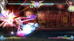 Screenshot for Blade Arcus from Shining: Battle Arena - click to enlarge