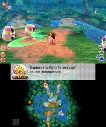 Screenshot for Disney Magical World 2 on Nintendo 3DS