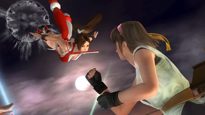 Image for New Mai Shiranui Gameplay in Dead or Alive 5 Last Round