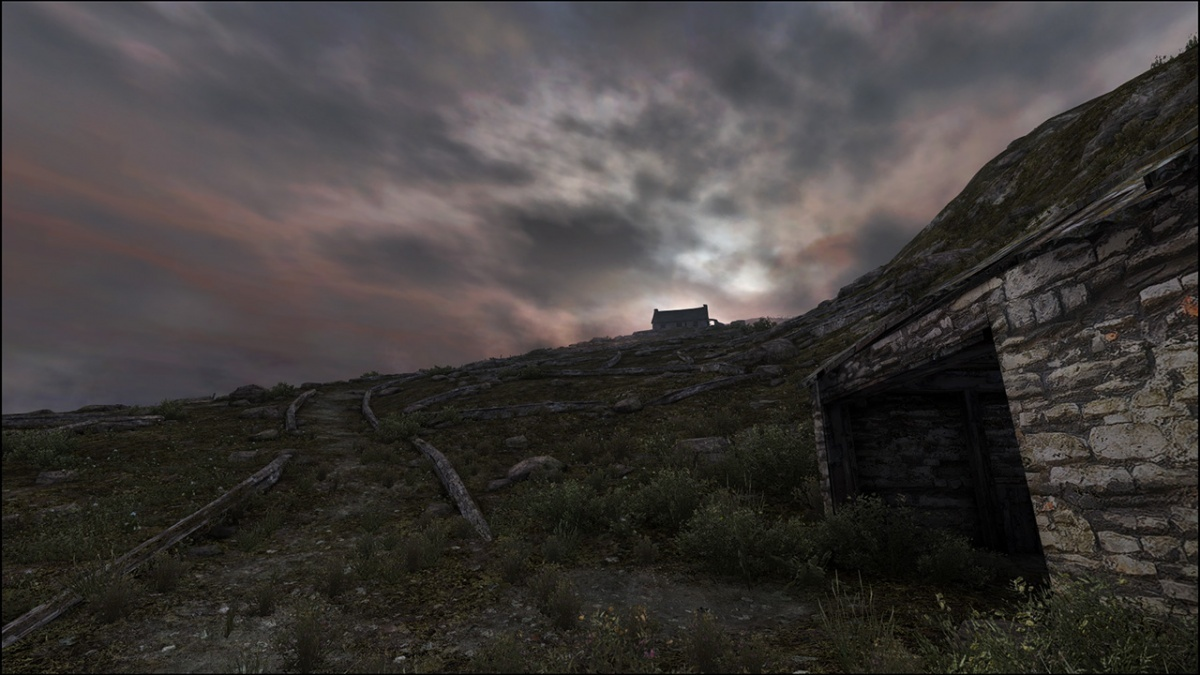 Screenshot for Dear Esther: Landmark Edition on Xbox One