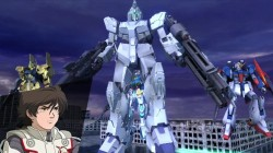 Screenshot for Mobile Suit Gundam Extreme VS-Force - click to enlarge