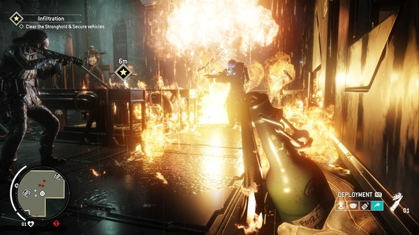 Screenshot for Homefront: The Revolution on PC