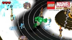 Screenshot for LEGO Marvel Super Heroes: Universe in Peril - click to enlarge