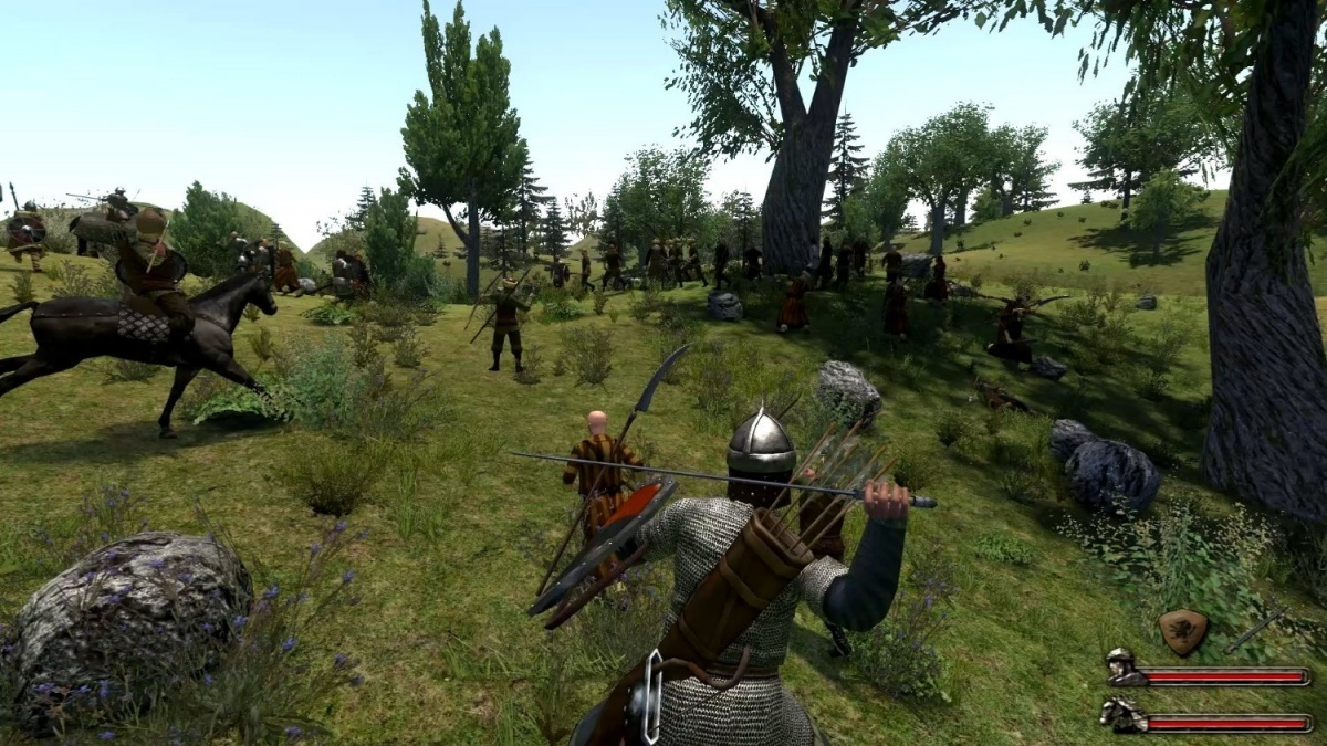 Screenshot for Mount & Blade: Warband on PlayStation 4