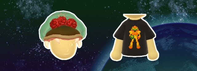 Image for Become Samus in the Miitomo x Metroid Collaboration