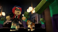 Screenshot for Minecraft: Story Mode - Episode 6: A Portal to Mystery - click to enlarge