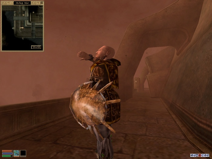 Screenshot for The Elder Scrolls III: Morrowind on PC