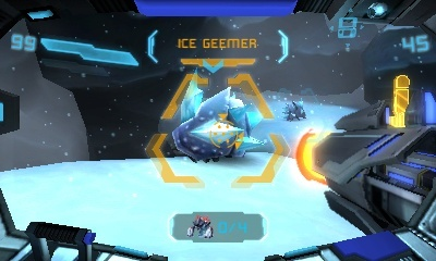 Screenshot for Metroid Prime: Federation Force on Nintendo 3DS
