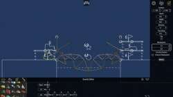Screenshot for Poly Bridge - click to enlarge