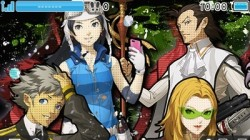 Screenshot for Shin Megami Tensei IV: Apocalypse - click to enlarge