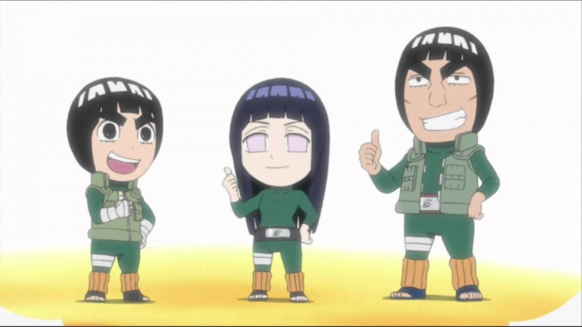 Anime Review | Naruto: Rock Lee and His Ninja Pals (Lights