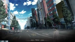 Screenshot for Steins;Gate - click to enlarge