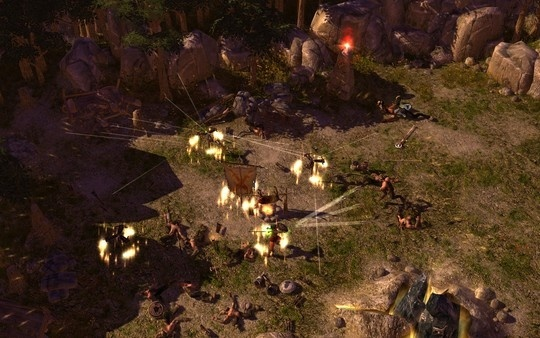 Screenshot for Titan Quest: Anniversary Edition on PC