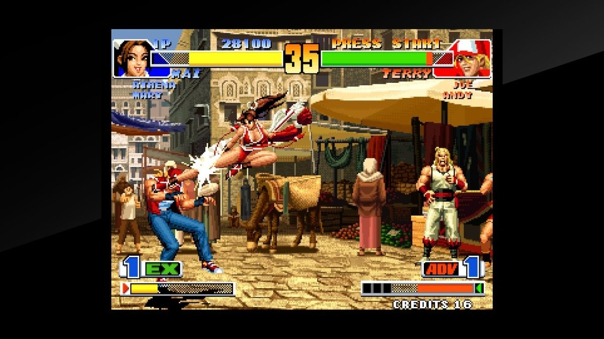 the king of fighters 98 neo geo download pc