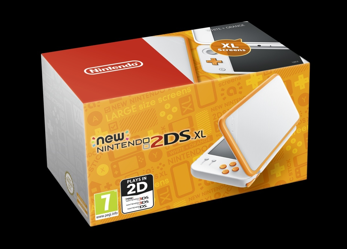 Image for Nintendo Unveils 2DS XL for July