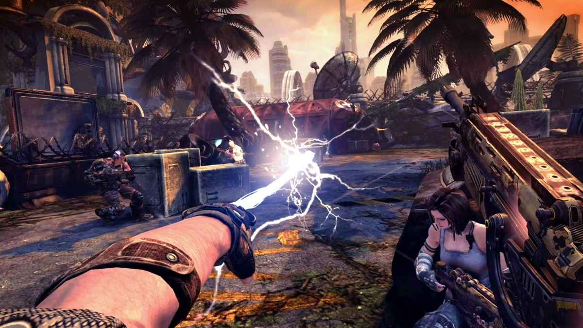 Screenshot for Bulletstorm: Full Clip Edition on PlayStation 4