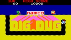 Screenshot for Dig Dug - click to enlarge